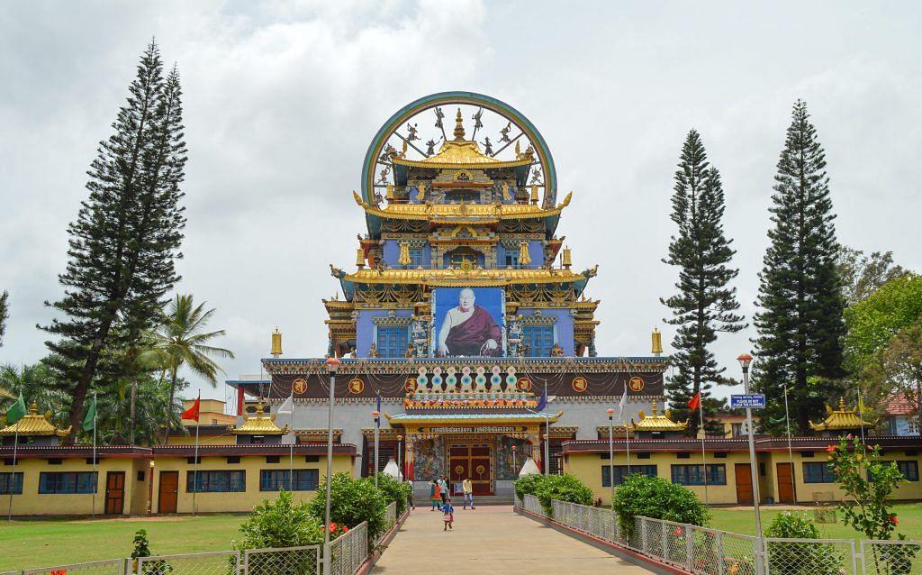 Namdroling Buddhist Monastery, Bylakuppe