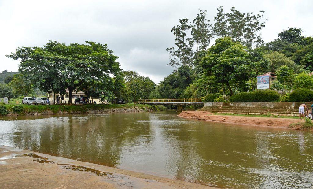 Triveni Samgam, Bhagamandala, Coorg