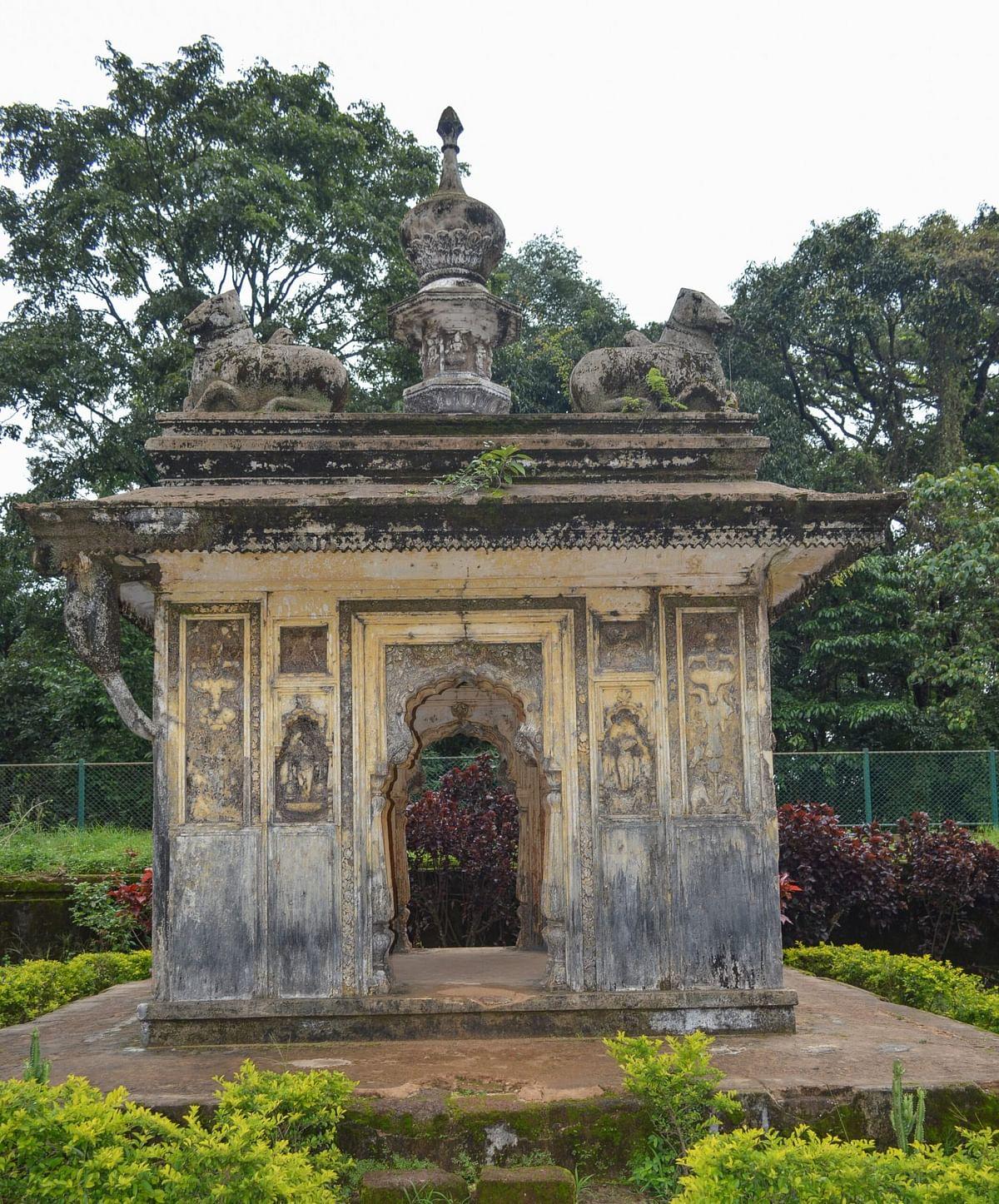 Kalyana Mandapa, Nalkand Aramane Palace, Coorg