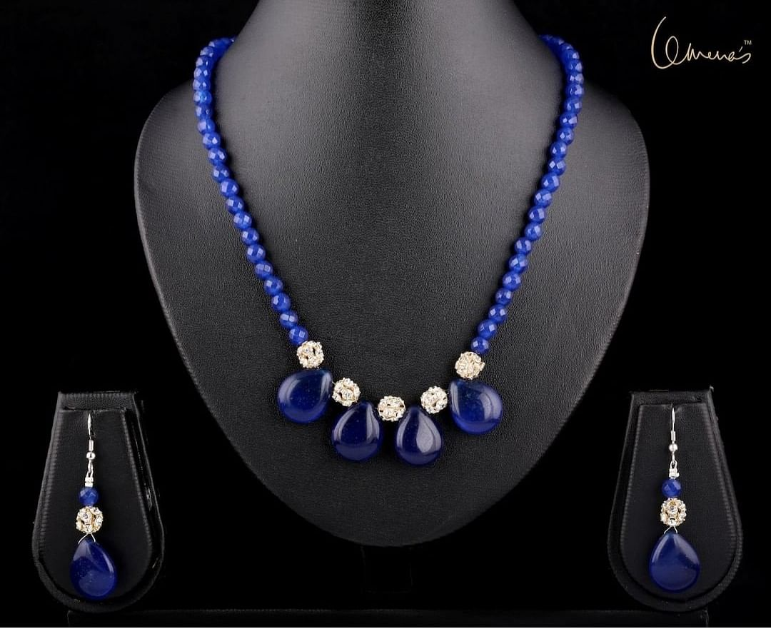 Monday Morning Blues Jewelery