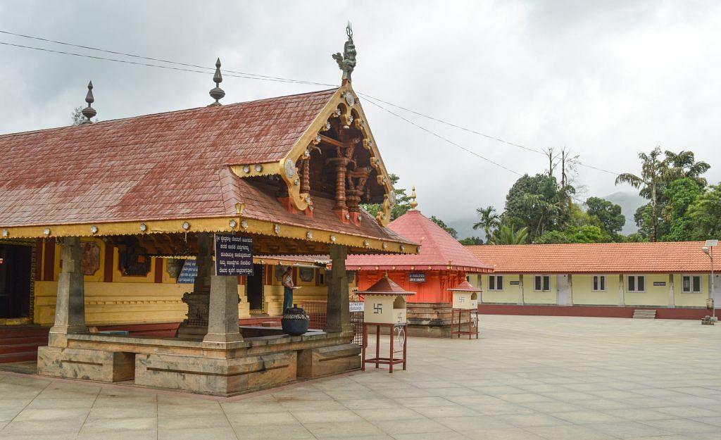 Bhagandeshwara Temple, Bhagamandal, Coorg