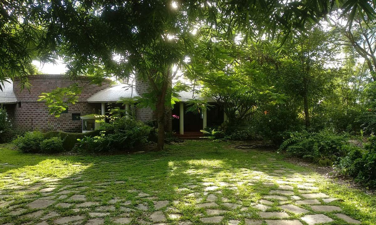 Eco-Hamlet - amid verdant surroundings
