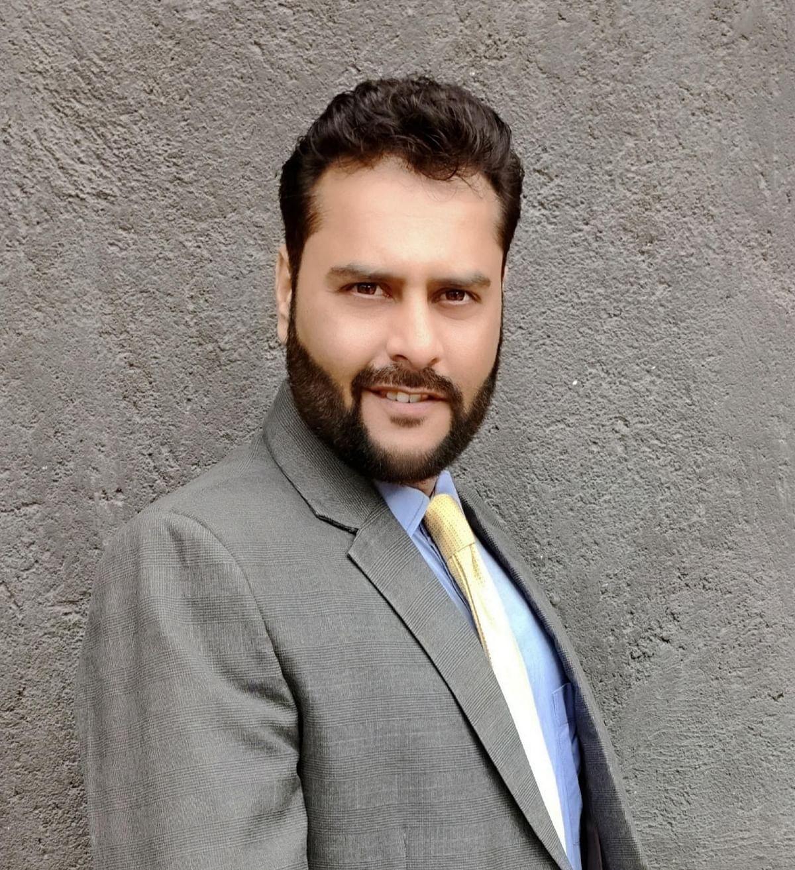 Kamlesh Melwani, ardent foodie, Hospitality Management guru, and co-promoter of The Veg Boxxx