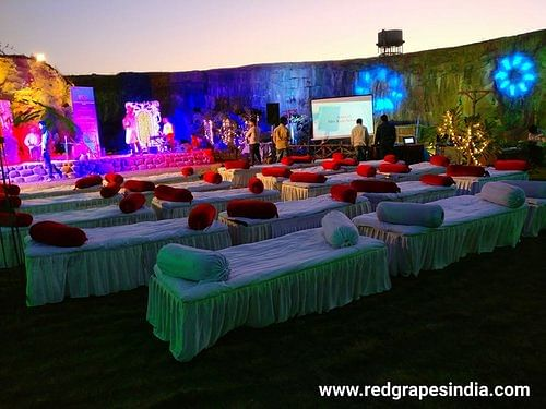 A wedding celebration at WIC