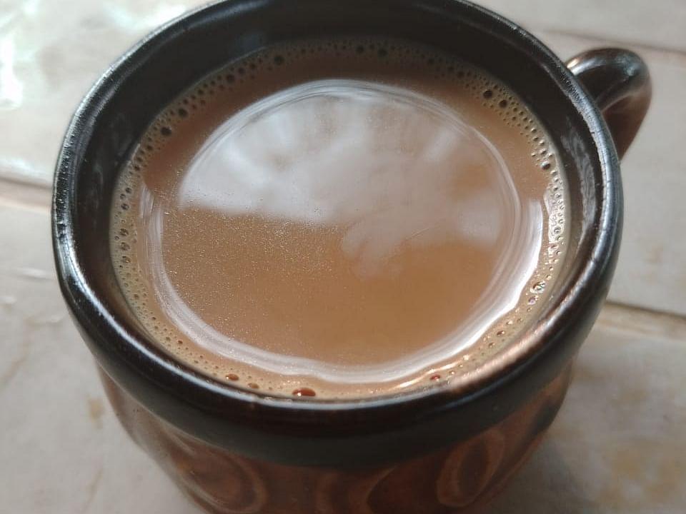 Adrak - the aroma of ginger chai