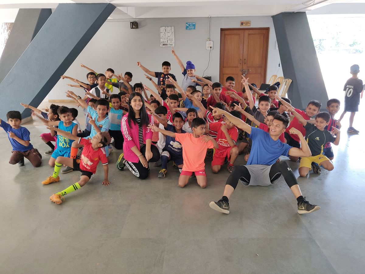 Zumba sessions for Kids