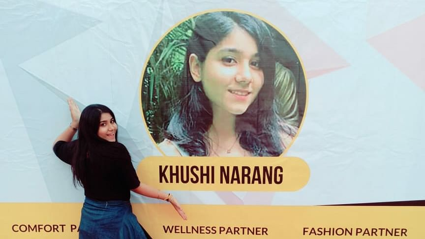 Sweat and Shine with Khushi