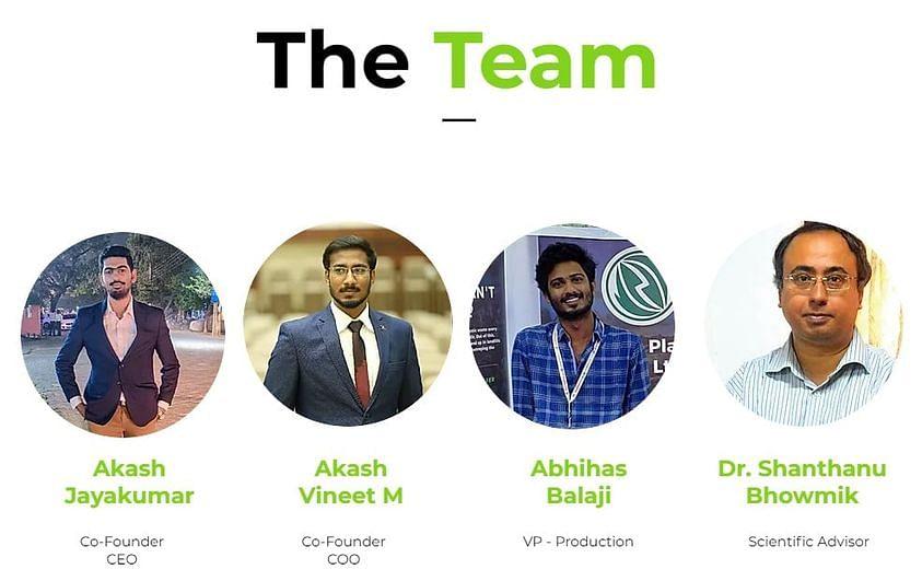 The R-Cube team