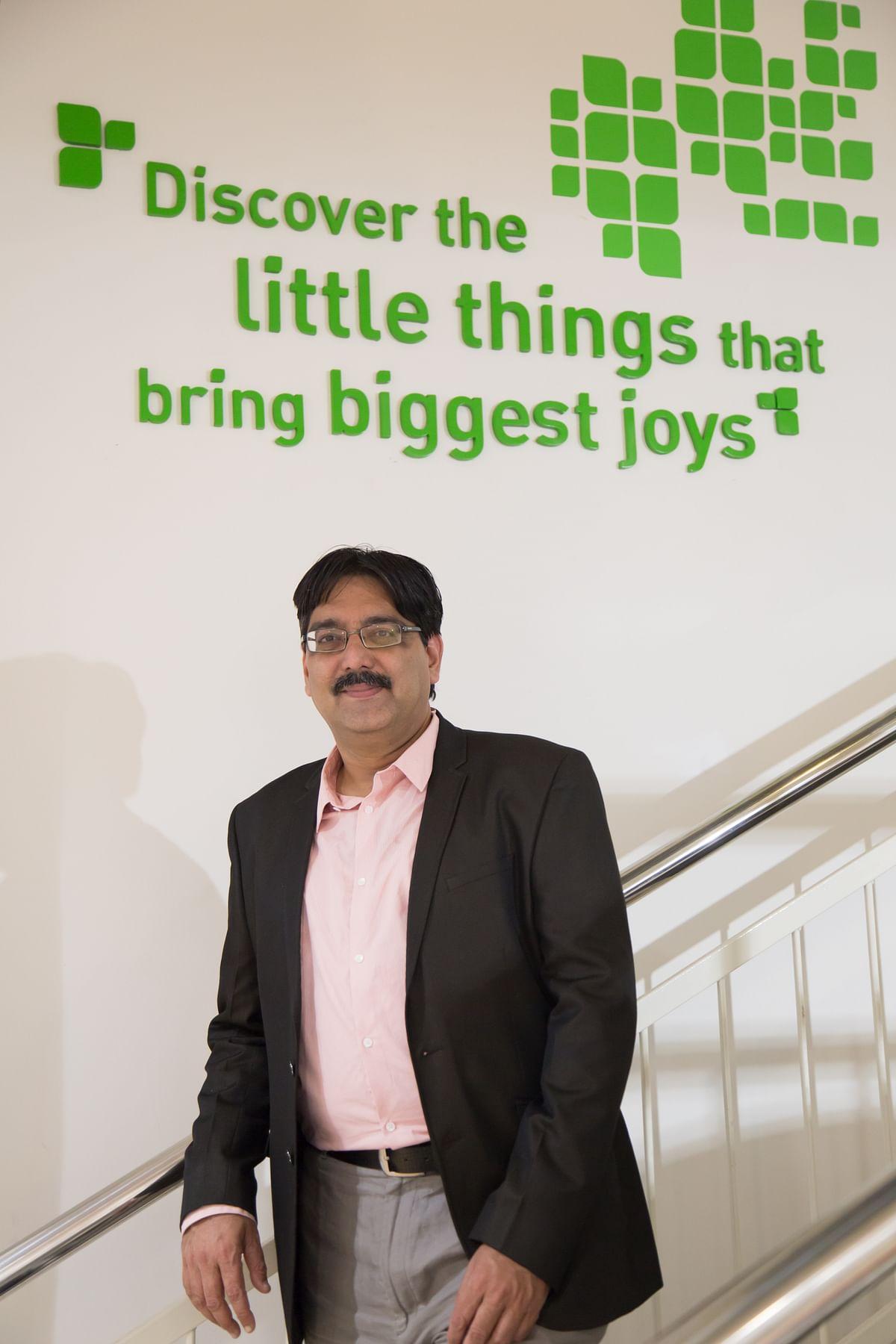Creaticity's CEO Mahesh M