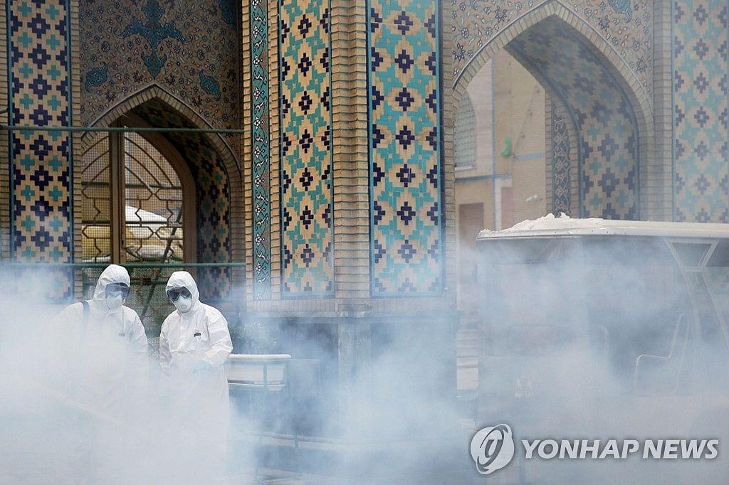 S. Korean chartered flight heads home carrying 80 people evacuated from <b>coronavirus</b>-hit Iran