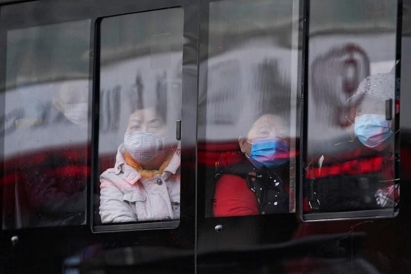 China eyes end to <b>coronavirus</b>, plays down warnings of &#39;second wave&#39;