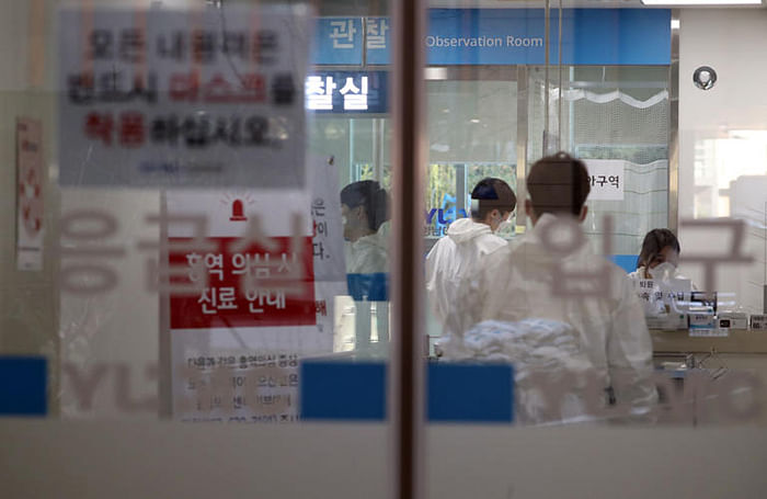 17-Year-Old Dies of Pneumonia in Daegu