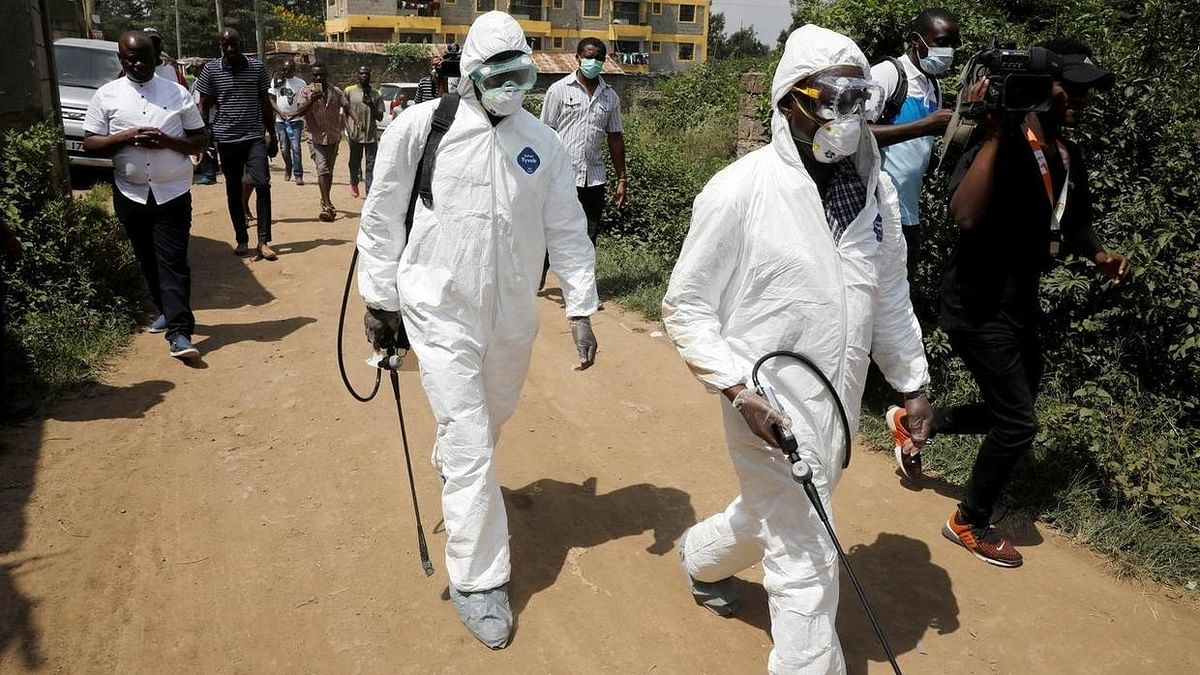 Foreigners feel the heat of Kenya&#39;s <b>coronavirus</b> fears
