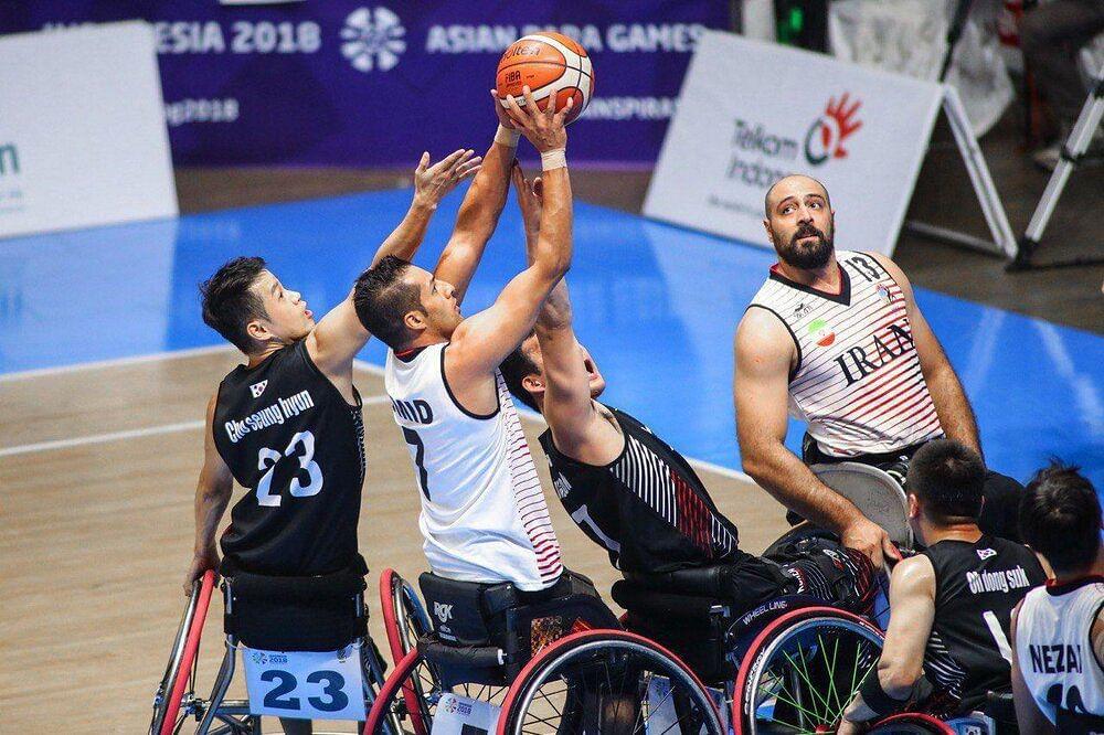 Wheelchair Basketball draw postponed