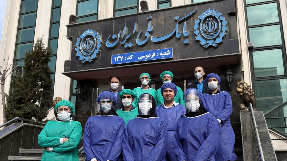 <b>Coronavirus</b> Numbers Climb In Iran As Rouhani Denies Government Withheld Information