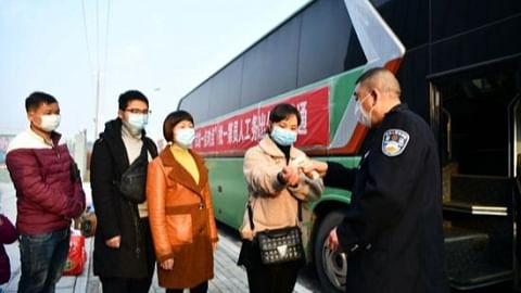 Chinese county in <b>coronavirus</b> outbreak center to resume inter-provincial bus services