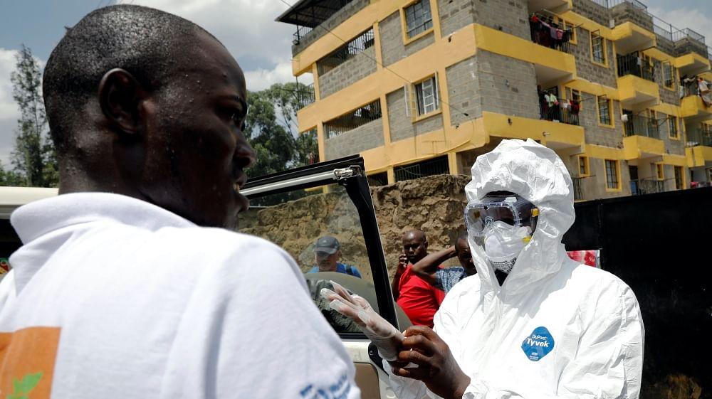 Africa has a head start in managing <b>coronavirus</b>