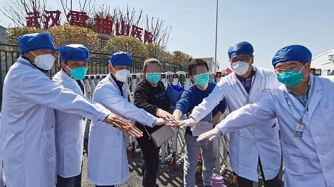 China&#39;s Wuhan reports zero increase in novel <b>coronavirus</b> infections