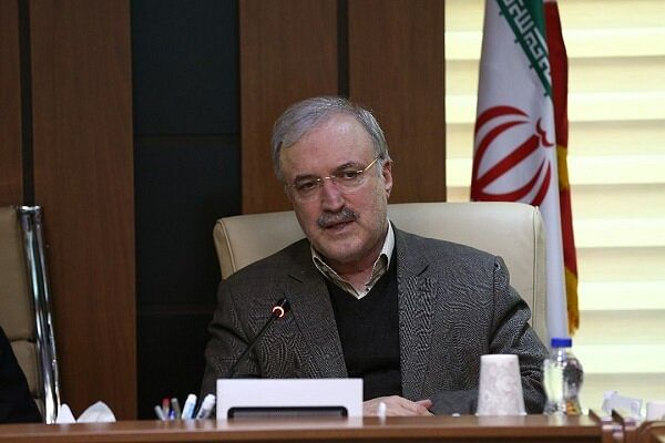 Health min. describes status of <b>coronavirus</b> in Iran to WHO head