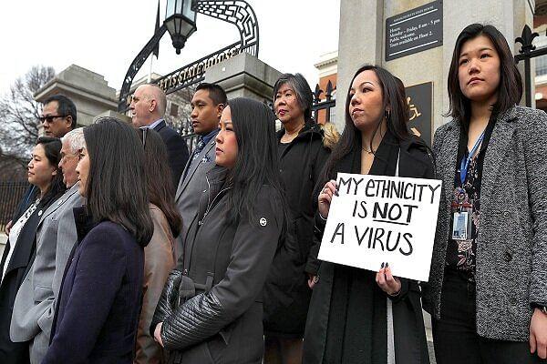 <b>Coronavirus</b> spreads anti-East Asian racism
