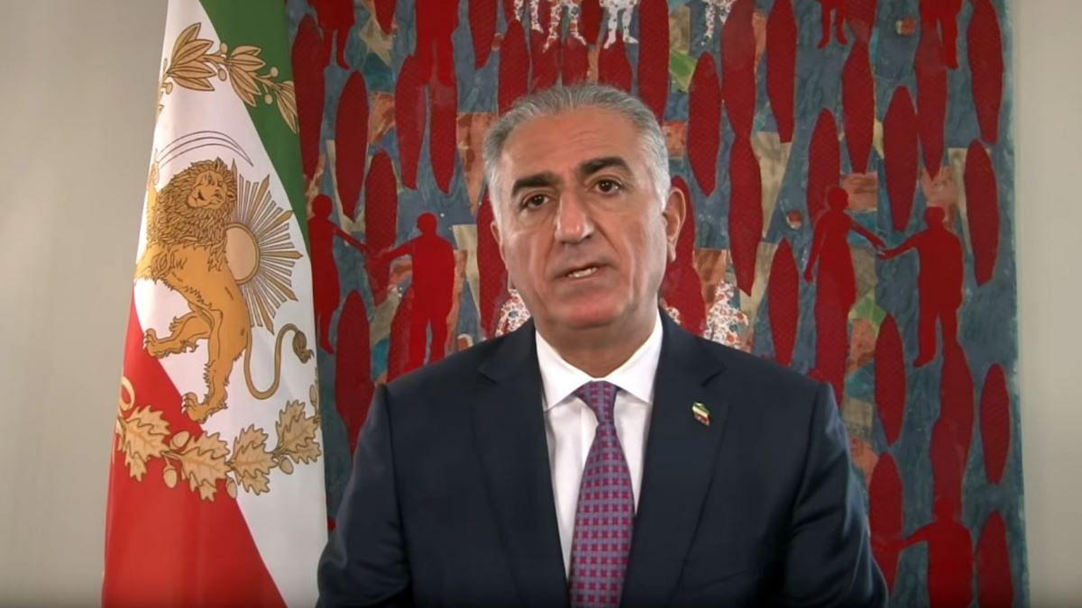 Exiled Prince Says Iran&#39;s Regime &#39;Primary Barrier&#39; To Overcoming <b>Coronavirus</b> Crisis