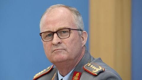 Germany calls up reservists in <b>coronavirus</b> battle