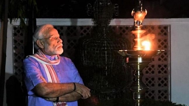 Coronavirus: PM Modi's 9pm-9minute call lights up nation as Covid-19 cases continue to soar ...