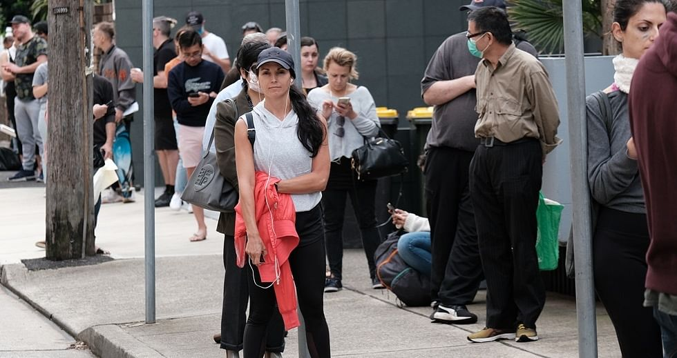"Australian government ""pauses"" hounding welfare recipients in face of massive jobless queues"
