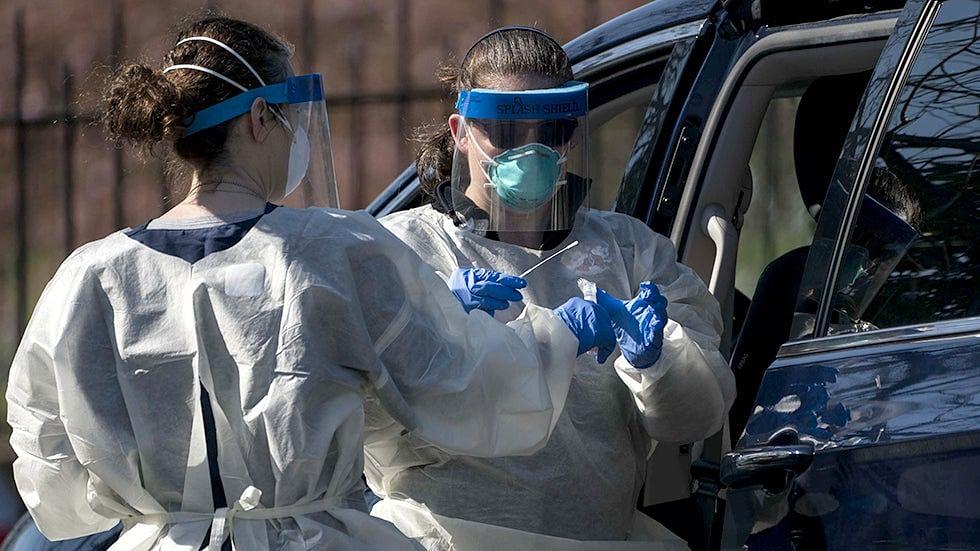 CDC begins testing blood for antibody coronavirus treatment