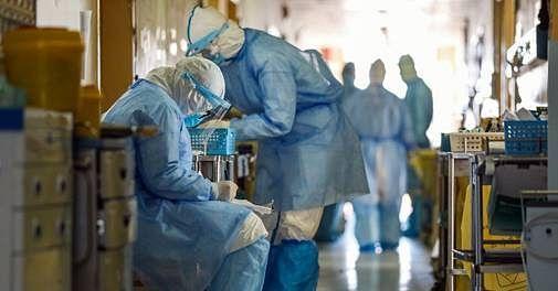 Coronavirus: US braces for 'toughest' week as death toll rises