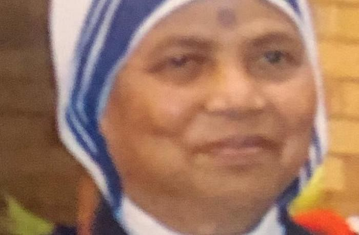 Sister of Mother Teresa dies from coronavirus giving food to the infected