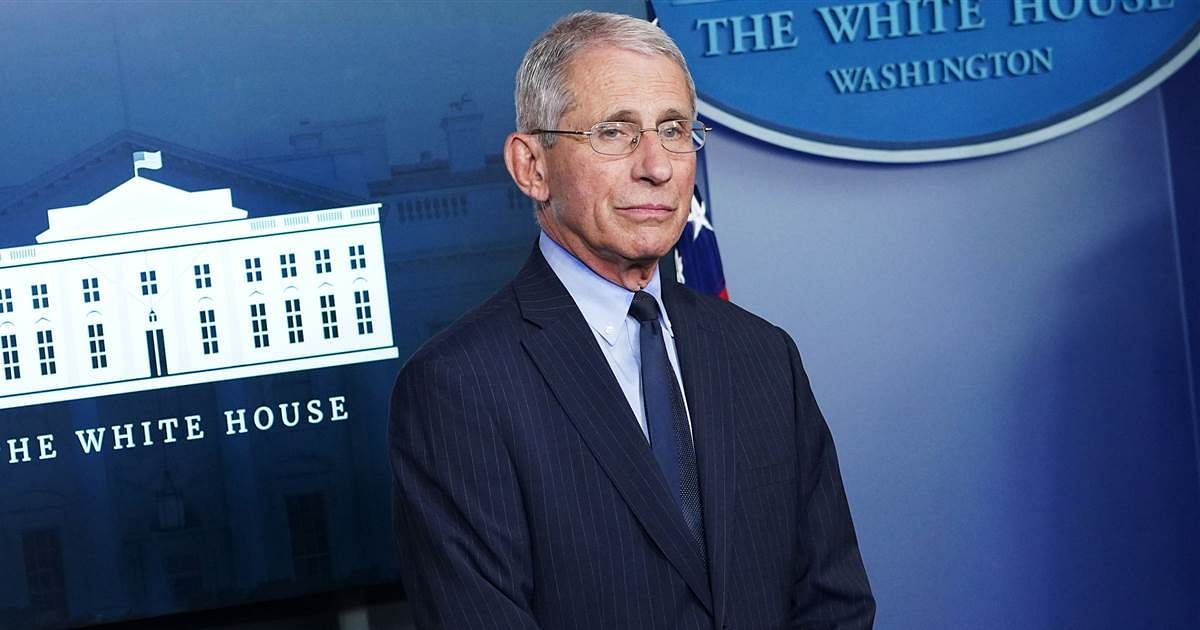 Fauci: 'We are struggling to get' the coronavirus outbreak 'under control'