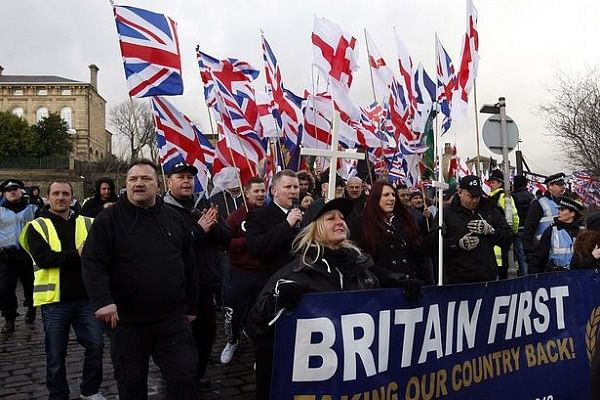 UK Far-Right Groups Using Coronavirus Crisis to Stoke Anti-Muslim Sentiment
