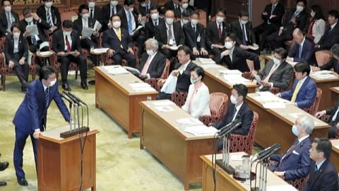 Japan's Abe to declare state of emergency as COVID-19 cases surge