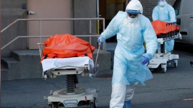 US braces for 'hardest' week as coronavirus deaths mount