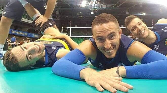 """Salvatore Rossini: """"Le Olimpiadi con l'Italia? Ci credo. Ai giovani dico di credere nei sogni"""""""
