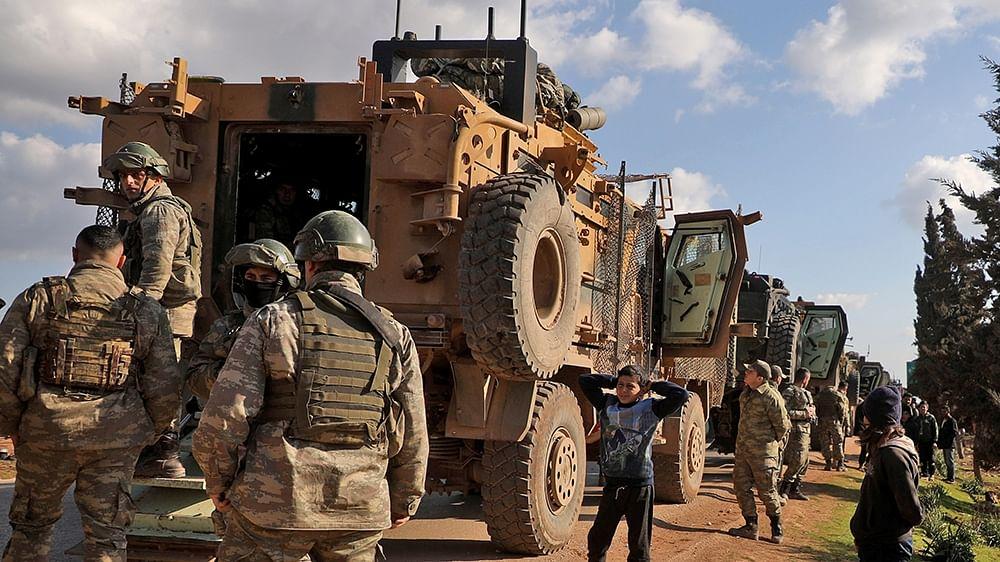 Turkey to minimise troop movements to lower coronavirus risks