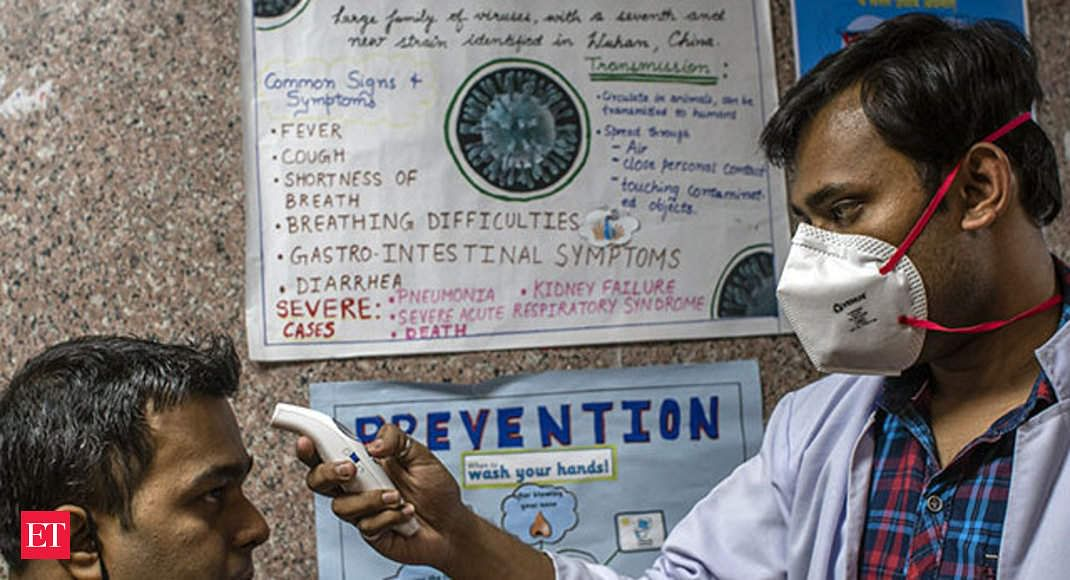 Coronavirus spread: No evidence of COVID-19 being an airborne disease, says ICMR