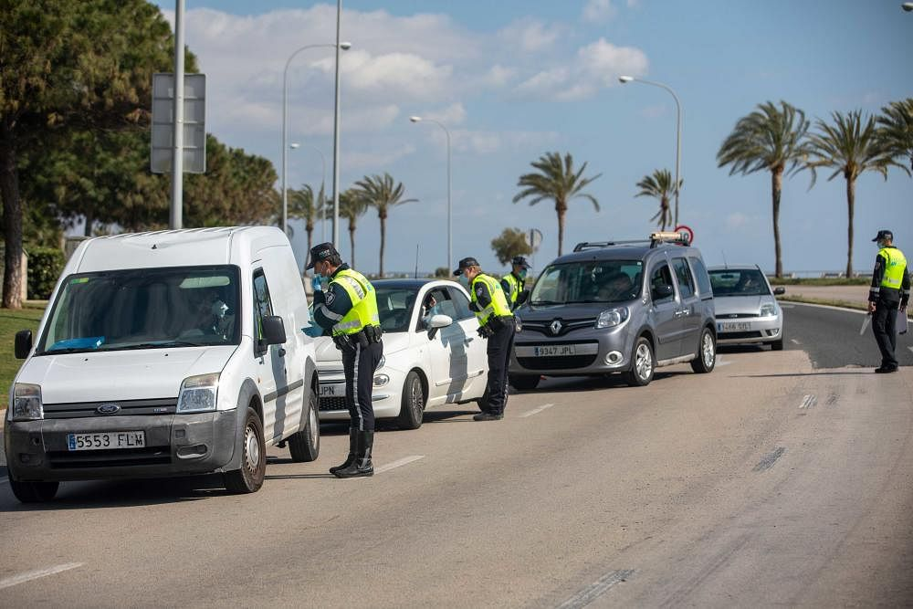 Spain's Balearic Islands ask lockdown restrictions to be relaxed as coronavirus cases steadily ...
