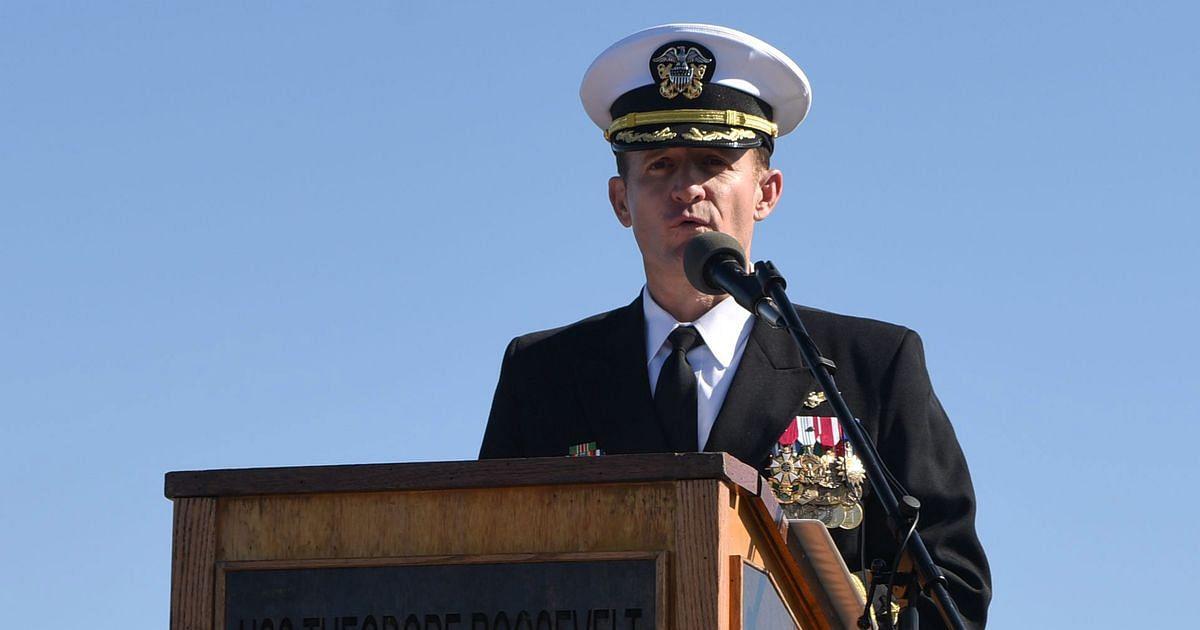 Navy Captain Who Was Fired Over Coronavirus Warning Has COVID-19