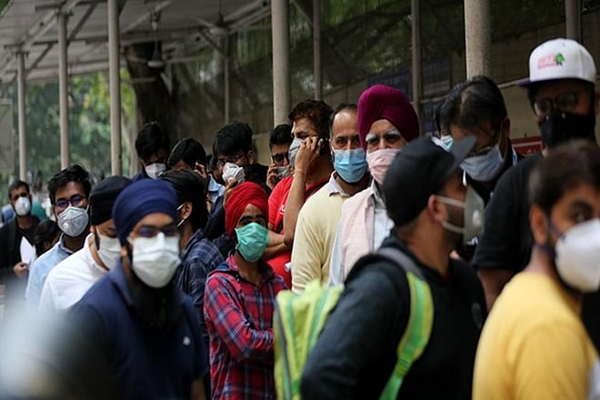 Lessons from coronavirus pandemic: Government releases 'containment plan' for large outbreaks