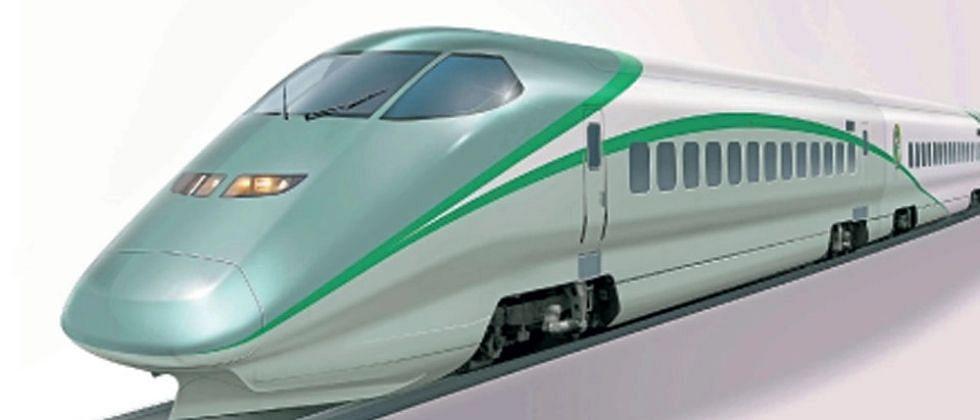 भारतीय सीमेलगत चीनची पहिली 'बुलेट ट्रेन' सुरु