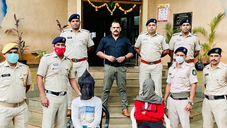 kidnapper Arrested in Goa Police