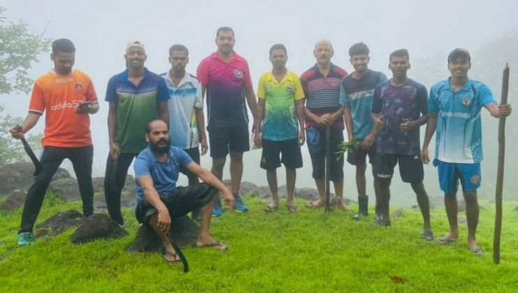 Goa: सालेली गडावर स्थानिक युवकां तर्फे वृक्षारोपण