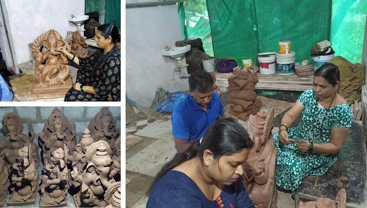 Goa: नाविन्यपूर्ण कलेला प्राधान्य: बिंदिया भानुदास गवंडी