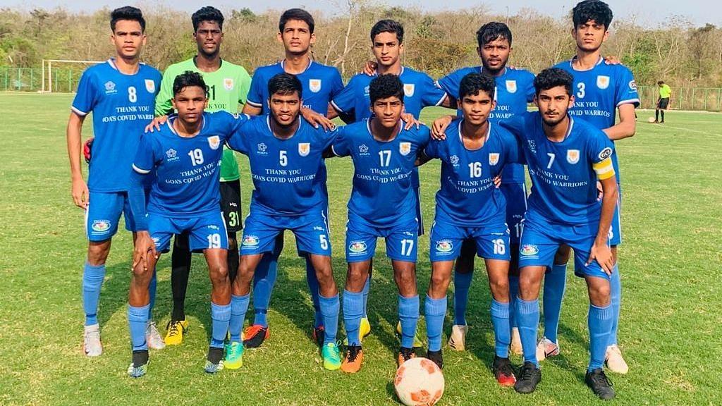 India Football: Tejas Nagvenkar