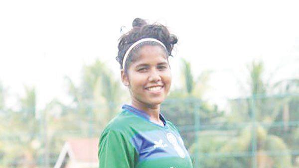 Sports: गोव्याची महिला फुटबॉलपटू मिशेलला एएफसी स्पर्धेची संधी