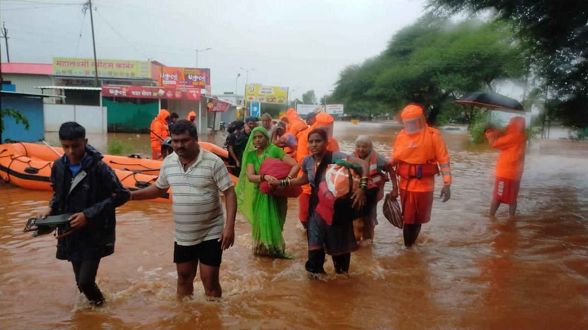 Kolhapur Floods: कोल्हापूर पुन्हा महापुराच्या विळख्यात