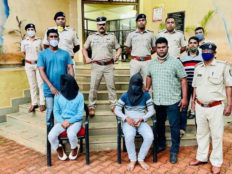 Goa: पेडणे पोलिसांनी पर्यटकांना लुटलेल्या आंतरराज्य ४ चोरट्यांना अटक