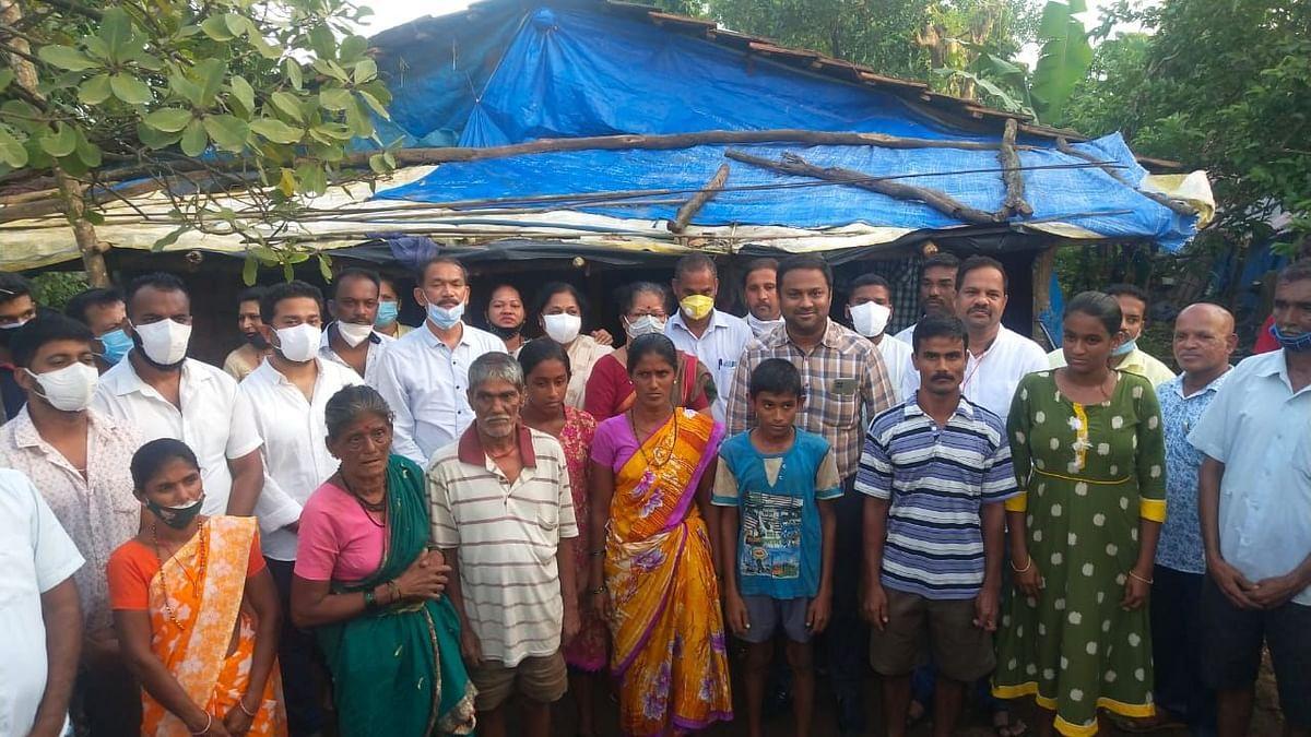 Goa: तुयेतील धनगर वस्तीतील चार घरात सौर ऊर्जेद्वारे वीज